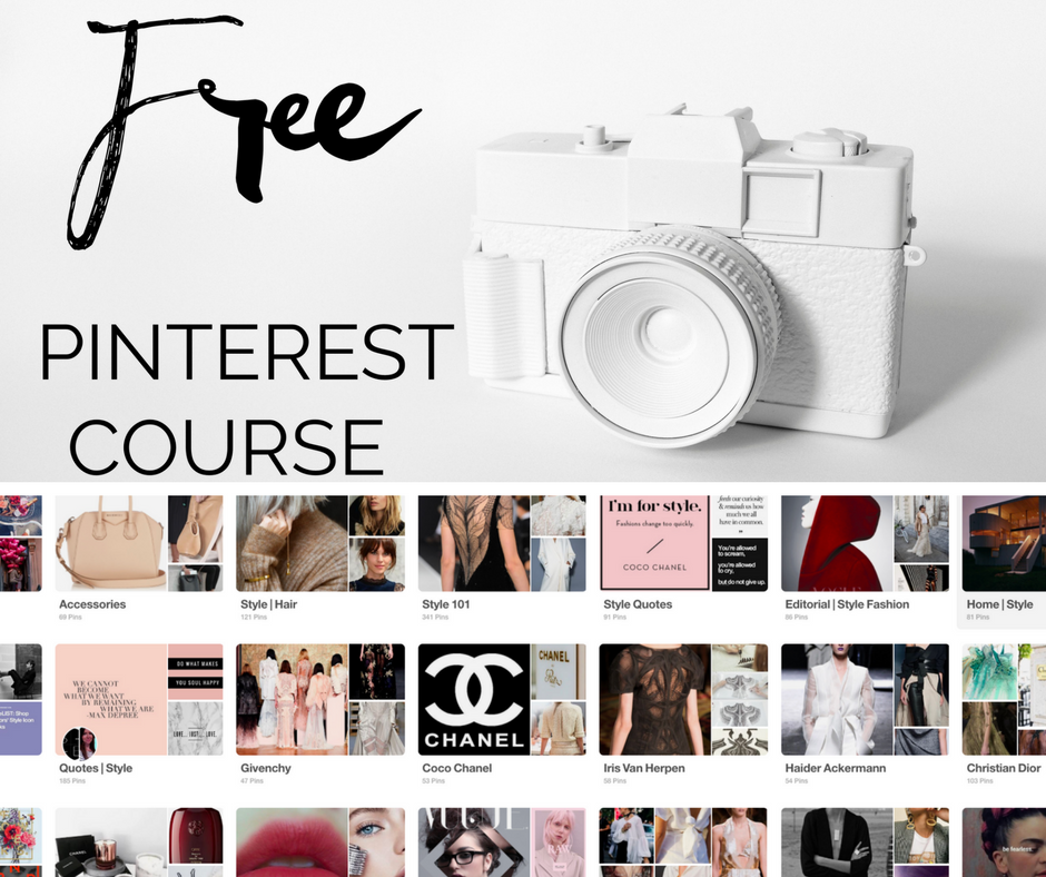 Free Pinterest Design and strategy course, 5 days to 2 x your traffic, increase profit, leads and sales. For entrepreneurs, small business owners, mompreneurs, freelancers and creatives.https://thecuratecollaborative.com/free-pinterest-5-day-course/